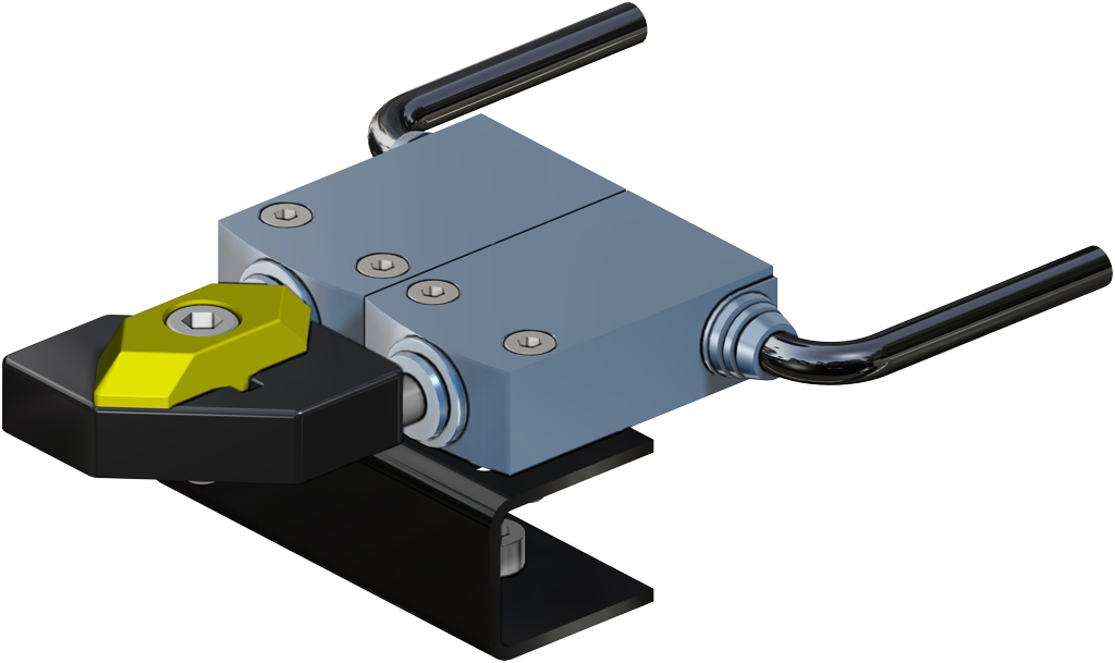 Double acting DA actuator with epoxy painting - accessories - ELECTROMECHANICAL LIMIT SWITCHES